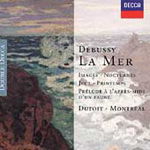 Debussy: Orchestral Works (CD)