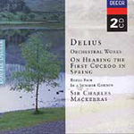 Delius: Orchestral Works (CD)