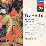 Dvorák: Slavonic Dances and Orchestral Works (CD)