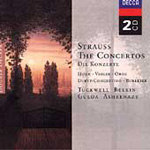 R. Strauss: Concertos (CD)