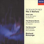 Tchaikovsky - The Three Ballets (CD)