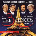 The Three Tenors In Paris (CD)