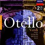 Produktbilde for Verdi: Otello (CD)