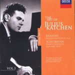 The Art of Julius Katchen, Vol 3 (CD)
