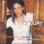 Ravel; Stravinsky: Ballet Piano Transcriptions (CD)