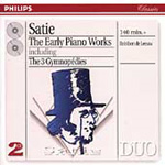 Satie: Early Piano Works (CD)