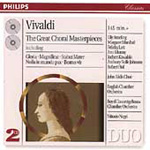 Vivaldi: Great Choral Masterpieces (CD)