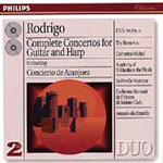 Rodrigo: Complete Concertos for Guitar & Harp (CD)
