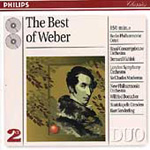 Best of Weber (CD)