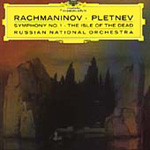 Rachmaninov: Symphony No. 1; Isle of the Dead (CD)