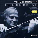 Yehudi Menuhin - In Memoriam (USA-import) (CD)