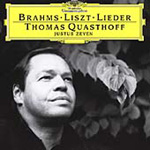 Brahms and Liszt - Lieder (CD)