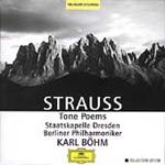 R. Strauss: Tone Poems (CD)