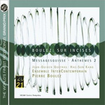 Boulez: Sur Incises & Anthemes II (CD)