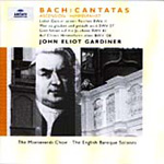 Bach: Ascension Cantatas (CD)