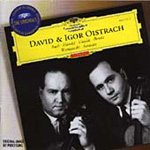 David & Igor Oistrakh: Recital (CD)