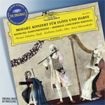 Mozart: Flute and Harp Concertos (CD)
