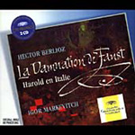 Berlioz: Damnation of Faust (CD)