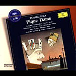 Tchaikovsky: The Queen of Spades, 'Pique Dame' (CD)