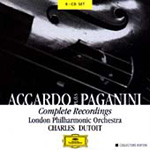 Accardo plays Paganini (CD)