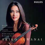 Dvorák & Sarasate: Violin Works (CD)