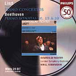 Produktbilde for Liszt: Piano Concertos 1 & 2 (CD)