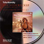 Tchaikovsky: The Nutcracker & Suites 3/4 (CD)