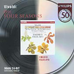 Vivaldi: The Four Seasons etc (CD)
