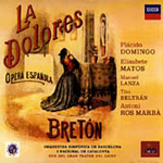 Bréton: La Dolores (CD)