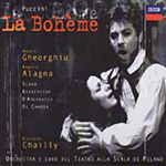 Produktbilde for Puccini: La Bohème (CD)