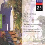 The Essential Falla (CD)
