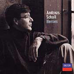 Andreas Scholl - Heroes (CD)