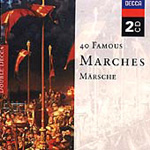 40 Famous Marches (CD)