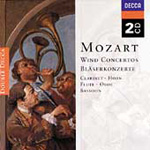 Mozart: Wind Concertos (CD)