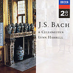Bach: Cello Suites (CD)