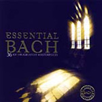 The Essential Bach (CD)