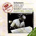 Schubert & Schumann: Piano Works (CD)