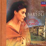 Cecilia Bartoli - The Vivaldi Album (Remastered) (CD)