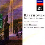 Beethoven: Cello Sonatas 1-5 (CD)
