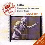 Falla: Orchestral Works (CD)