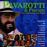 Pavarotti and Friends for Cambodia and Tibet (CD)