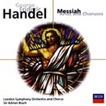 Handel: Messiah highlights (CD)