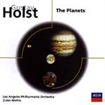Holst: The Planets etc (CD)