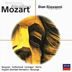 Mozart: Don Giovanni (highlights) (CD)