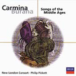 Carmina Burana - Songs of the Middle Ages (CD)