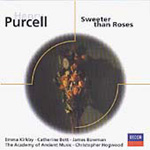 Purcell: Sweeter than Roses (CD)