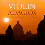 Violin Adagios (CD)