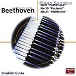 Beethoven: Piano Sonatas Nos 8, 15 & 21 (CD)