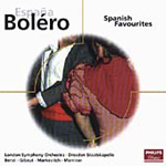 Espana Boléro - Spanish Favourites (CD)