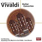 Vivaldi: Guitar Concertos (CD)